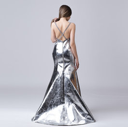 """Mirror Universe"" evening gown"